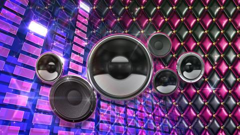 Disco Space ESpjC4 HD Animation