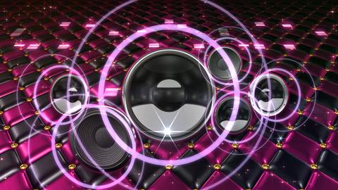 Disco Space USpjE2 HD Stock Video Footage