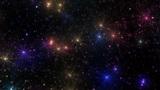 Galaxy CgD2 HD Stock Video Footage