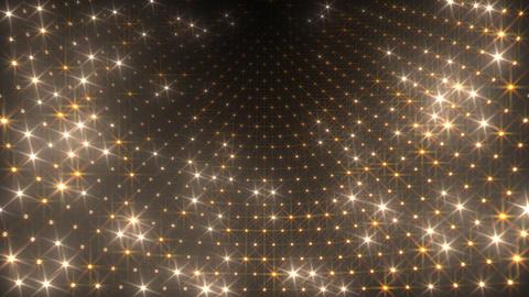LED Disco Wall CMa2 Stock Video Footage