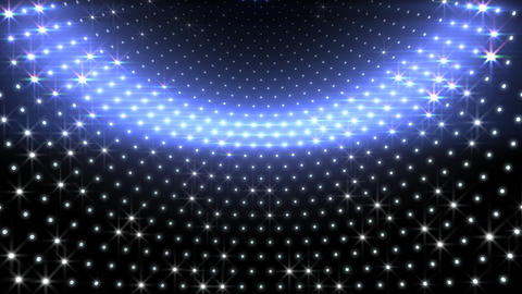 LED Disco Wall CMb1 Animation