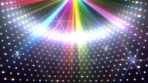 LED Disco Wall CMb5 Animation