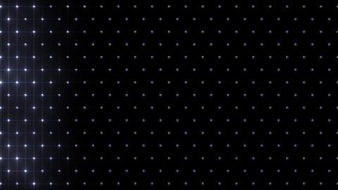 LED Disco Wall FFb 2 Animation