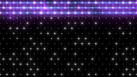 LED Disco Wall FFc 6 Animation