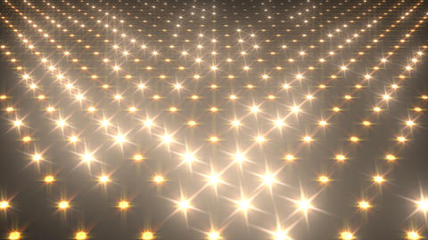 LED Disco Wall FMa3 Stock Video Footage