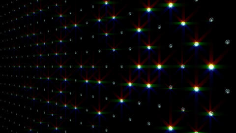 LED Disco Wall FNb1 Animation