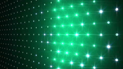 LED Disco Wall FNb5 Stock Video Footage