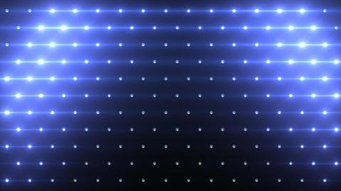LED Disco Wall FPa1 Animation