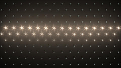 LED Disco Wall FPa3, Stock Animation