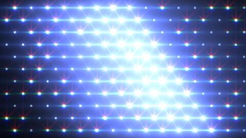 LED Disco Wall FPb1 Animation