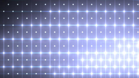 LED Disco Wall FPc2 Stock Video Footage