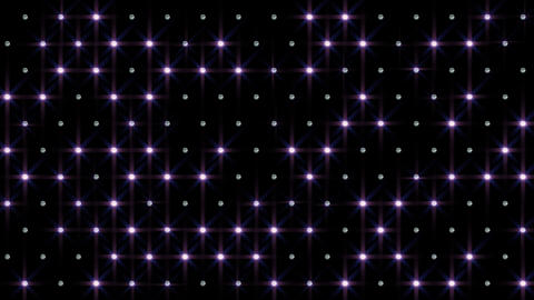 LED Disco Wall FPd5 Animation