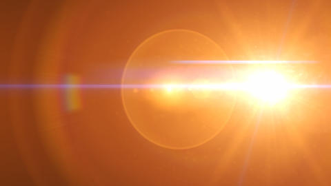 Flare Light Leak Transition 10 stock footage