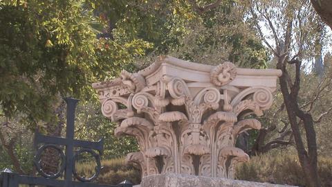 Israel: Gethsemane Footage