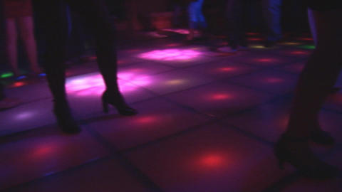 disco 1 Stock Video Footage
