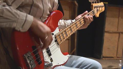 guitare 1 Footage