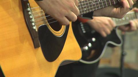 guitare 5 Footage
