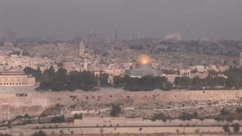 Jerusalem 1 Stock Video Footage
