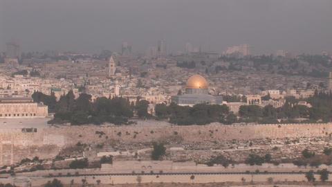 Jerusalem 1 Footage