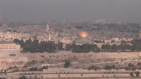 Jerusalem 1 Stock Video Footage