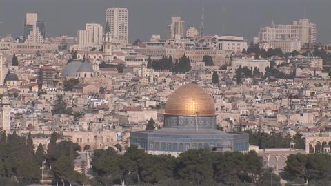 Jerusalem 3 Stock Video Footage