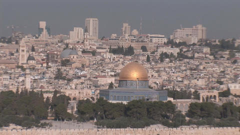 Jerusalem 3 Footage