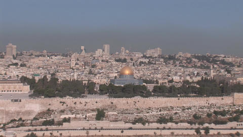 Jerusalem 3 Stock Video Footage
