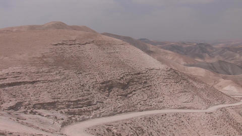 Judean Desert Footage