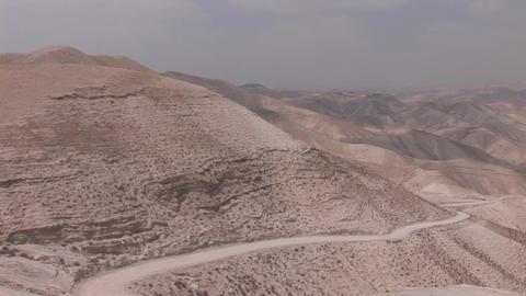 Judean Desert Stock Video Footage