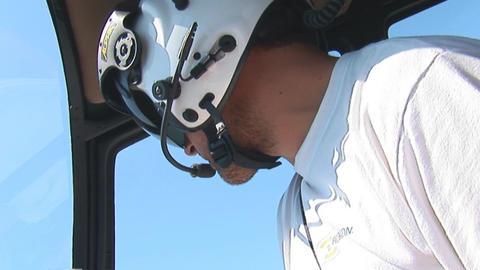 pilot Stock Video Footage