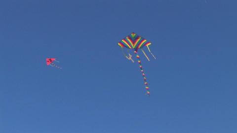 kite 13 Stock Video Footage