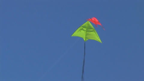 kite 18 Stock Video Footage