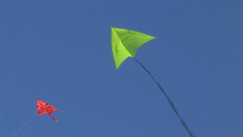 kite 18 Stock Video Footage