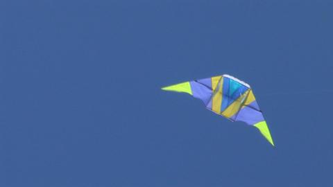 kite 3 Stock Video Footage