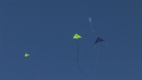 kite 20 Stock Video Footage