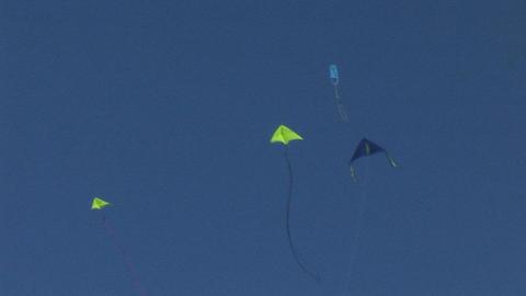 kite 20 Stock Video Footage