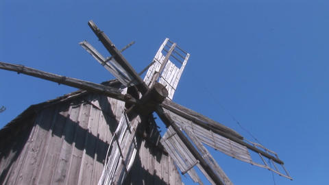 windmill 1 Footage