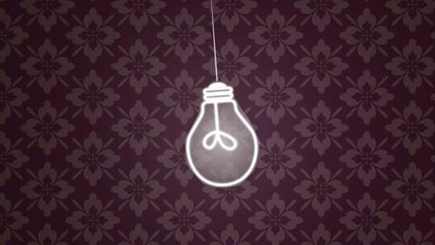 Energy Saving Lights HD Animation