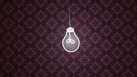 Energy Saving Lights HD Stock Video Footage