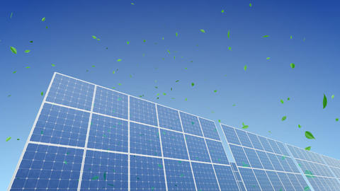 Solar Panel A1G1 HD Animation