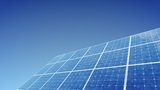 Solar Panel G1B HD stock footage