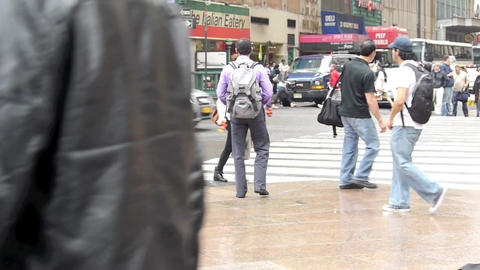 New York Time Lapse 120 Stock Video Footage