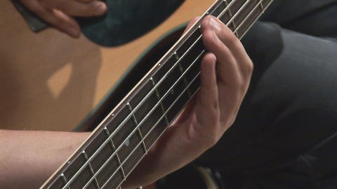 guitare 22 Stock Video Footage