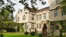York Treasurers House stock footage