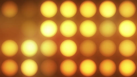 Glowing Lights, Loop stock footage