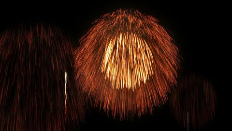 Fireworks Festival 2 A 4k Animation