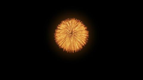 Fireworks Hanabi 2 Ba 4k Animation