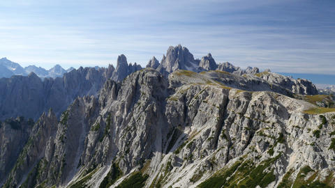pan dolomites alps 11496 Footage