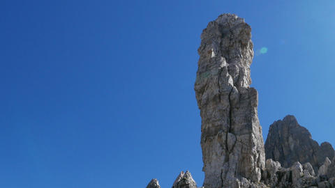 dolomites monolith to high plateau pan 11498 Live Action