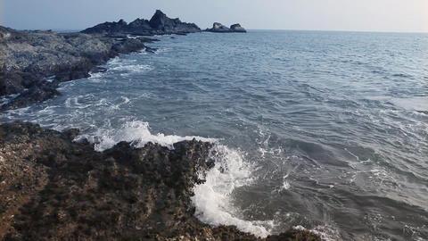 seaside Stock Video Footage